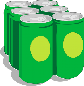 HFCS - Many sodas are loaded with it